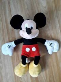 Official Mickey mouse plush