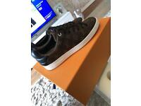 Authentic Louis Vuitton Men's Trainers
