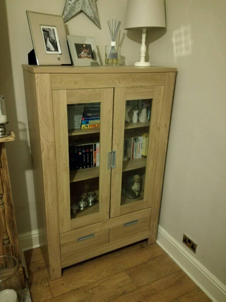 Bookcase display cabinet