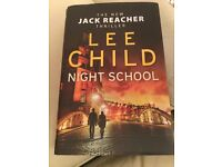 Lee Child book