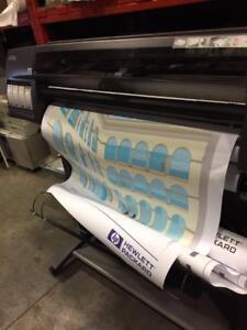 HP Designjet 1055cm plus LARGE FORMAT PRINTER