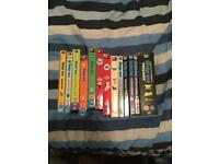 Family Guy Seasons 1-12 DVDs