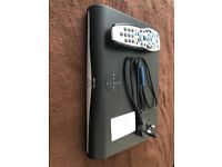 Sky HD Box with inbuilt WiFi. Included in price remote control, power lead and viewing Card.