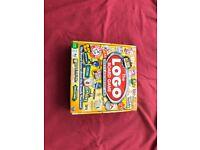 LOGO BOARD GAME - USA VERSION