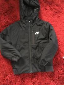Boys Nike 6-8 years coat