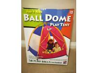 Ball Dome Play Tent