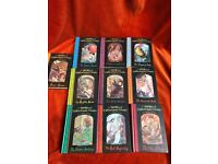 Lemony Snickey A Series of unfortunate events Books 1-10
