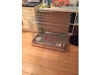 Puppy Cage 36'' Portable