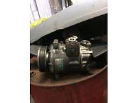 VW golf mk5 aircon compressor
