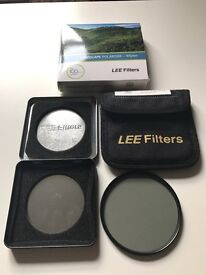 Lee Filters 105mm Landscape Circular Polariser Slim In immaculate condition