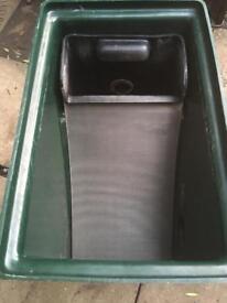 Pond filter seive