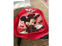 Back pack - Minnie mouse