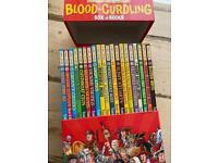 Horrible Histories Book Set Excellent Condition