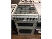 New Ex-Display New World Newhome 50cm Gas Cooker White £249