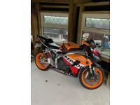 2007 Honda CBR1000rr Fireblade Repsol