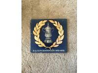FA Cup 100 Years 1872 - 1972 Centenary Coins