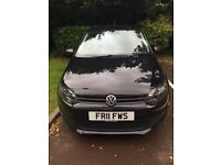 Volkswagen Polo 1.2E 5dr MOT until July 17 Full service history Lady Owner Low Mileage