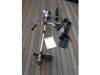 Spear and Jackson petrol strimmer brush cutter