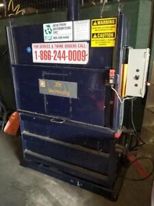 Tri-Pak TB4222 Baler - Sold Certified - Single Phase/110V - Only $2498!