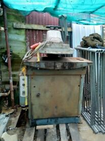 SAMCO Click press machine