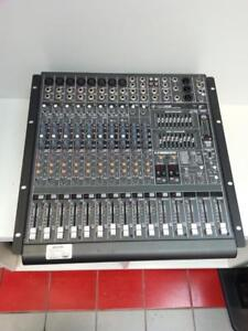 Mackie 12 Channel Mixer. We Sell used Pro Audio Equipment . (#50410) JE0613461