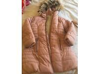 Little girls coat age 5