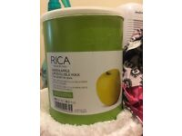 Green Apple wax