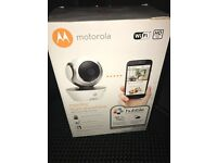 Motorola - wi-fi video camera