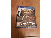 InFamous Second Son | Brand new and sealed | Pick up only