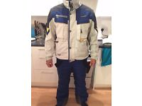 PHENIX mens ski suit - USA/S, France/48, Germany/48, Italy/48 - Good as NEW!
