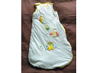Grobag baby sleeping bag 6-18 months 3.5 togs