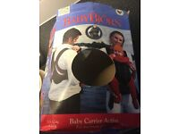 Baby Bjorn Baby Carrier Active Navy/Silver