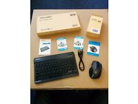 TeckNet Bluetooth Wireless Keyboard and Mouse