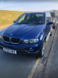 BMW X5 3.0 D LE MANS LIMITED EDITION 2006 FANTASTIC CAR IN SUPERB CONDITION FIRST TO SEE WILL BUY