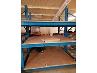Industrial shelving - needs to go ASAP, priced to sell