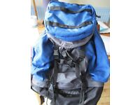 Wynnster 65 litre backpacks x 2