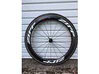 ZIPP 404 Tubular Front Wheel.