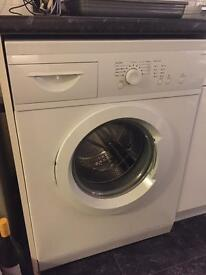 Currys 'essentials' washing machine