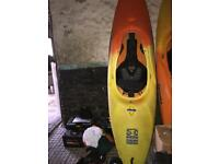 Pyranha G:3 kayak