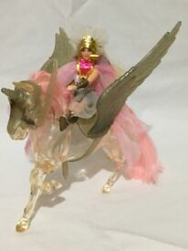 Mattel She-Ra doll and Horse
