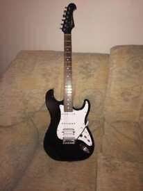 Black Alesis X Guitar