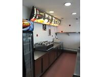 Fully Equipped Fish & Chip Business Leasehold For Sale
