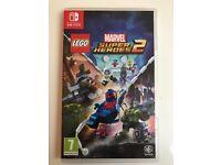 Nintendo Switch - Marvel Super Heroes 2 Game