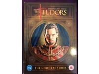 The Tudors - Complete Series £8 ONO