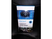 Intempo action camera HD + 2GB SD card