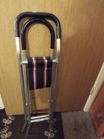 folding seat walking stick