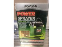 Ronseal Power Fence Sprayer for sale
