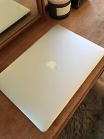 "2015 purchased, 15"" MacBook Pro with Retina Display (late 2013) US keyboard"