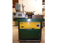 Spindle Moulder Wilson FX Power Feed 3 Phase 30mm Excellent Working Cond No VAT