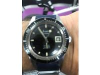 Accurist divers watch